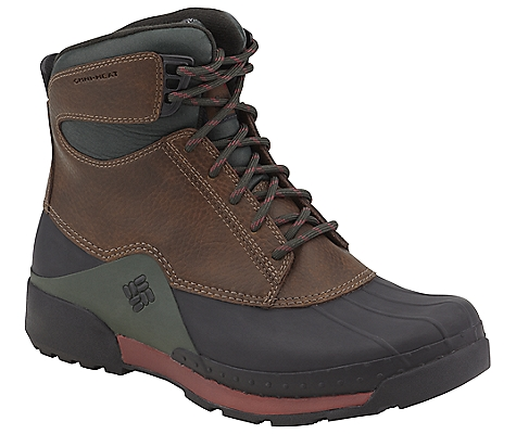 photo: Columbia Men's Bugaboot Omni-Heat winter boot
