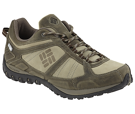 photo: Columbia Yama Low Leather OutDry trail running shoe