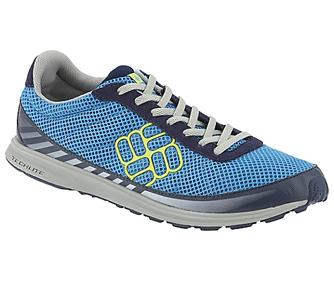 photo: Columbia Ravenous Lite trail running shoe