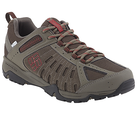 photo: Columbia Granite Pass OutDry trail running shoe