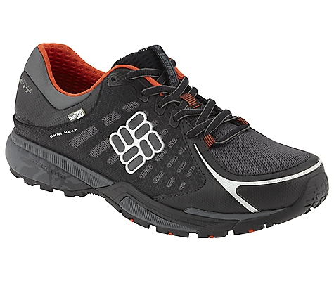 photo: Columbia Men's Peakfreak OutDry Omni-Heat trail running shoe
