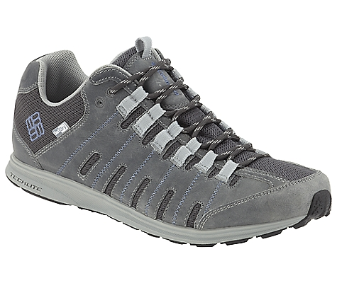 photo: Columbia Masterfly OutDry barefoot / minimal shoe