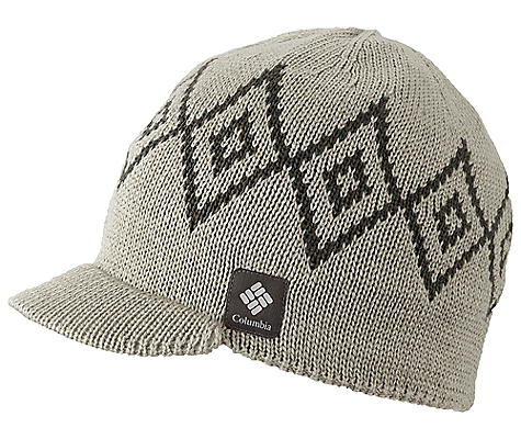 Columbia Diamond Heat Visor Beanie