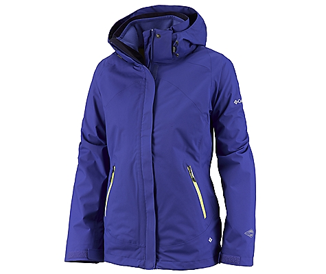 photo: Columbia Bellachat II Interchange Jacket