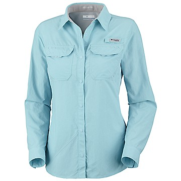 Women's Ultimate Chill™ Hybrid Long Sleeve Shirt