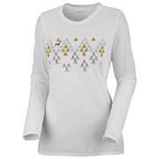 Women's Diagonal Ridge™ Long Sleeve Tee