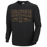 Men's Cascade Skyline Long Sleeve Tee
