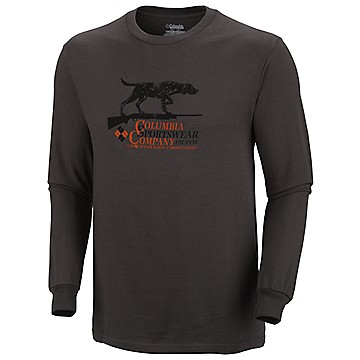 Men's PHG Pointing Dog™ Long Sleeve Tee — Big