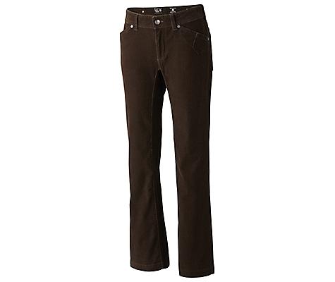 photo: Mountain Hardwear Tunara Cord Pant hiking pant