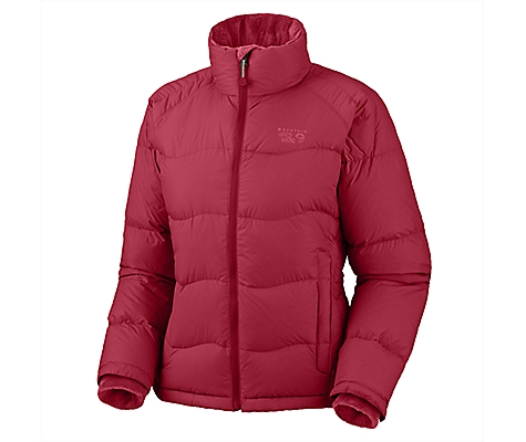 photo: Mountain Hardwear Women's LoDown Jacket down insulated jacket