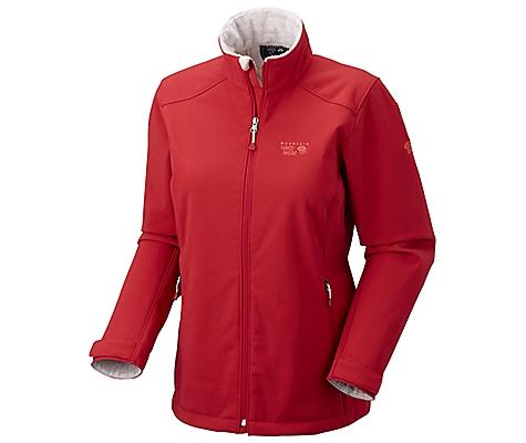 photo: Mountain Hardwear Amida Jacket soft shell jacket