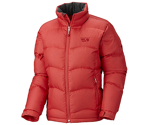 photo: Mountain Hardwear Women's Hunker Down Jacket