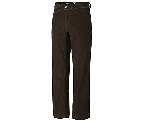 photo: Mountain Hardwear Tonada Cord Gene hiking pant