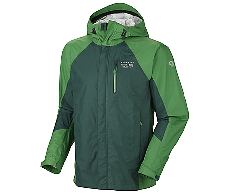 photo: Mountain Hardwear Men's Versteeg Rain Jacket waterproof jacket