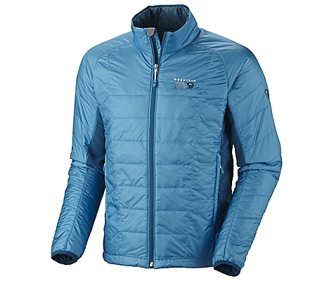 photo: Mountain Hardwear Zonal Jacket synthetic insulated jacket