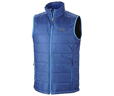 photo: Mountain Hardwear Men's Thermostatic Vest synthetic insulated vest