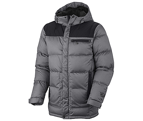 photo: Mountain Hardwear Greenwich Coat