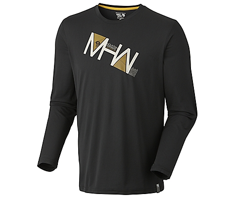 photo: Mountain Hardwear MHW Angle L/S Tech T long sleeve performance top