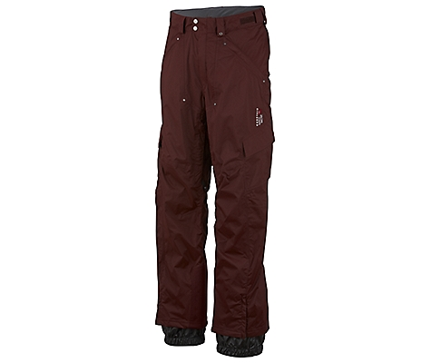 photo: Mountain Hardwear Bomber Cargo Pant synthetic insulated pant
