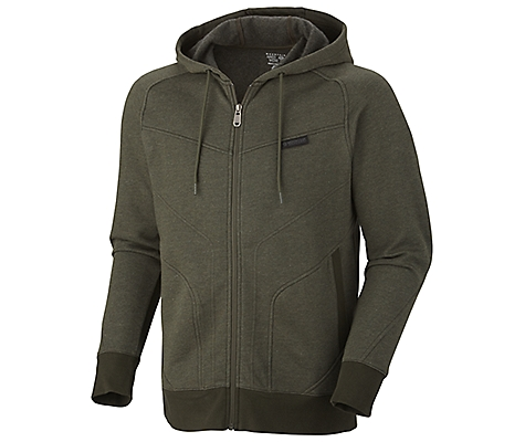 photo: Mountain Hardwear Progresrer Full Zip Hoody fleece jacket