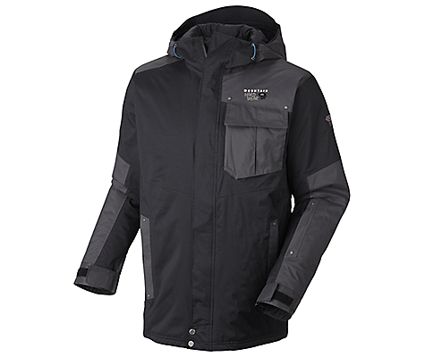 photo: Mountain Hardwear Snowzilla Insulated Jacket synthetic insulated jacket