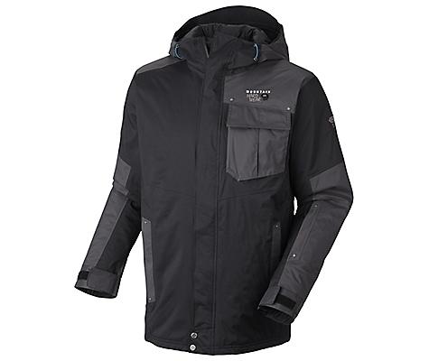 photo: Mountain Hardwear Snowzilla Insulated Jacket synthetic insulated jacket