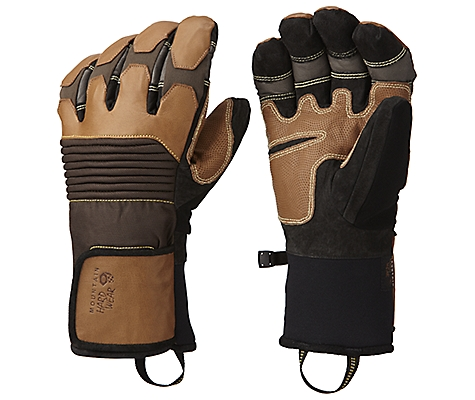photo: Mountain Hardwear Dragons Claw Glove insulated glove/mitten
