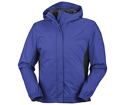 photo: Columbia Lake of Lace Jacket waterproof jacket