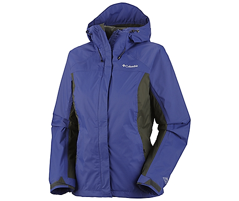 photo: Columbia Women's Arcadia Rain Jacket