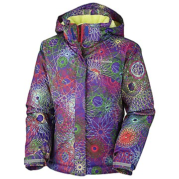Girls Crash Out™ Jacket — Toddler