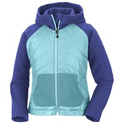 Girls Fast Trek™ Hybrid Hoodie — Toddler