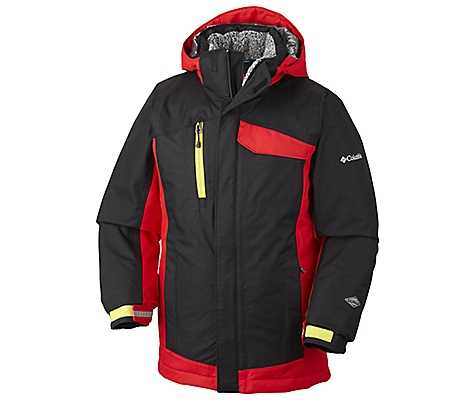 photo: Columbia Ryder Warmth Long Jacket synthetic insulated jacket