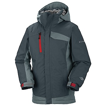 Boys Ryder Warmth™ Long Jacket