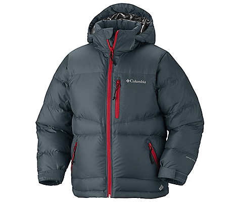 photo: Columbia Space Heater II Jacket snowsport jacket
