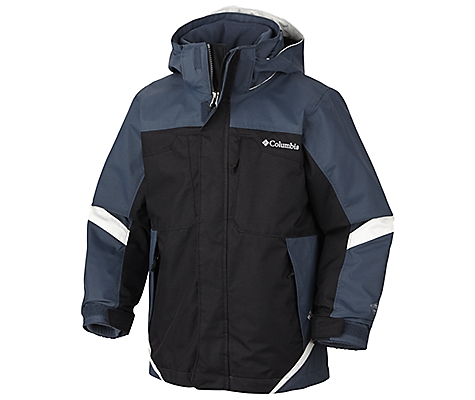photo: Columbia Boys' Bugaboo Interchange Parka