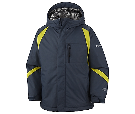 photo: Columbia Renegade Warmth Insulated Jacket snowsport jacket