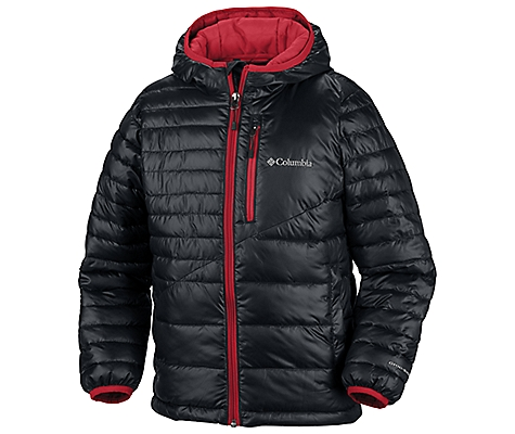 photo: Columbia Da Chutes Puffer synthetic insulated jacket