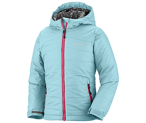 photo: Columbia Shimmer Me Puffer synthetic insulated jacket