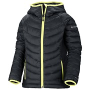 Girls Powder Lite™ Hybrid Puffer