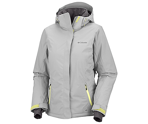 photo: Columbia Veloca Vixen II Jacket synthetic insulated jacket