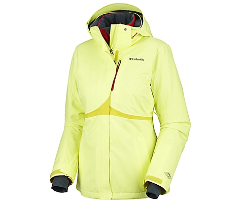 photo: Columbia Bugaboo Tech Interchange Jacket