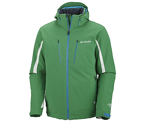 photo: Columbia Men's Winter Blur Jacket synthetic insulated jacket