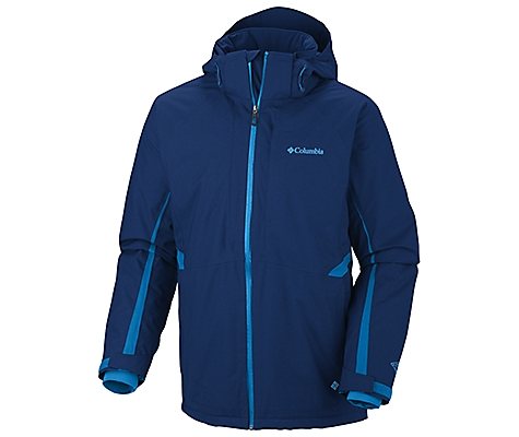 photo: Columbia Dynamic Blur Jacket synthetic insulated jacket