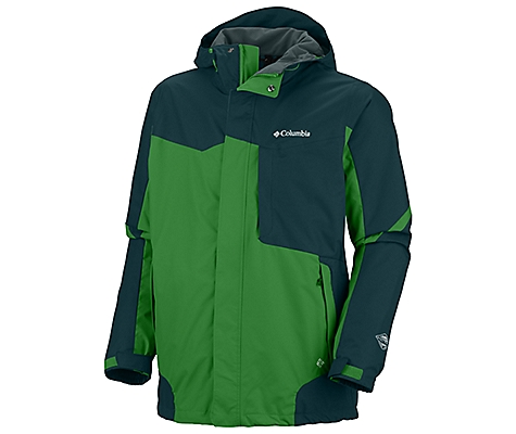 photo: Columbia Mezzontint II Jacket waterproof jacket