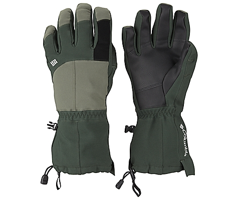 photo: Columbia Major Altitude Softshell soft shell glove/mitten