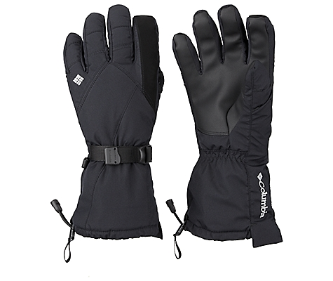 photo: Columbia Men's Whirlibird III Glove insulated glove/mitten