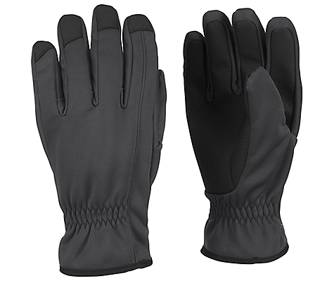 photo: Columbia Men's Ascender II Glove fleece glove/mitten