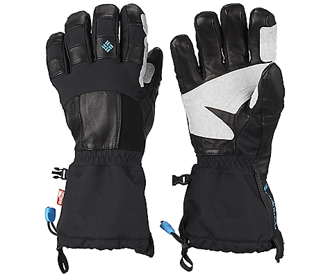 photo: Columbia Men's Mountain Monster Glove waterproof glove/mitten