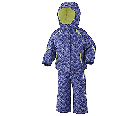 photo: Columbia Girls' Buga Set - Infant