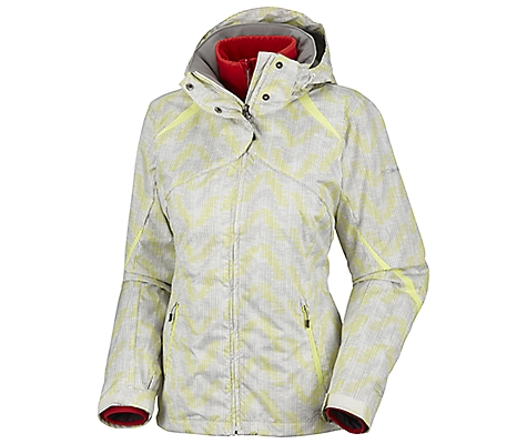 Columbia Bugaboo Interchange Parka
